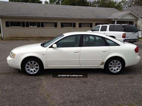 audi a6 2 door 1999 audi a6 base sedan 4 door 2 8l