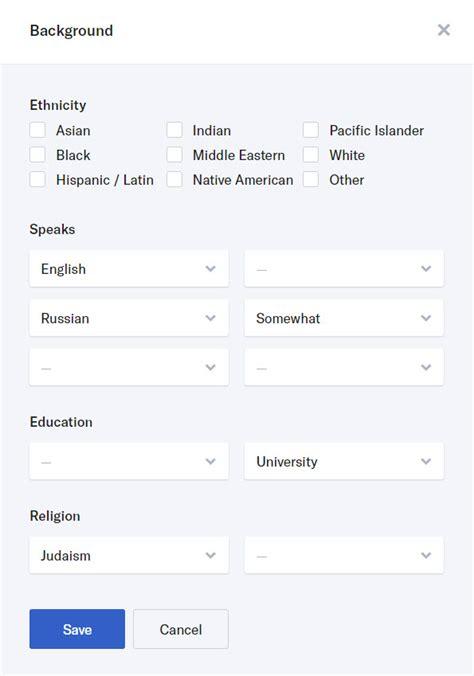 okcupid profile template choice image templates design ideas