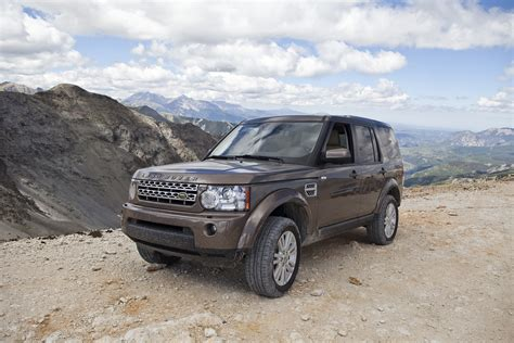 lr4 land rover road land rover lr4 luxury suv with tough road powers