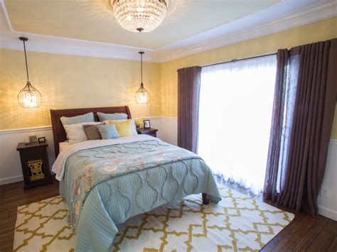 yellow bedroom rug photos hgtv