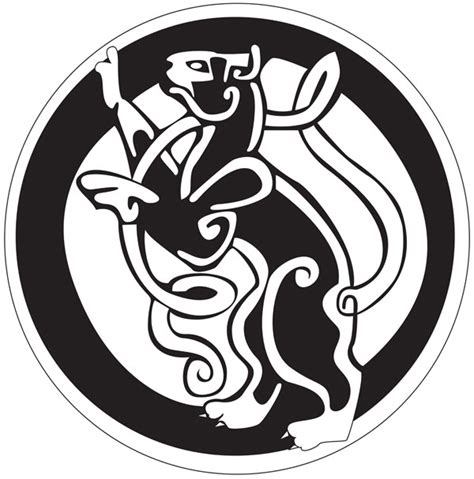 celtic cat tattoo designs meet the king of cats from celtic folklore catster