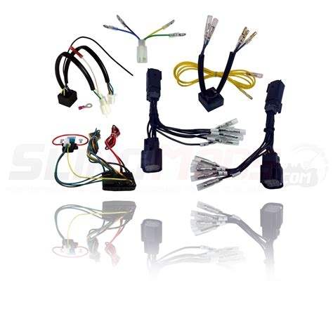 polaris slingshot trailer wiring harness