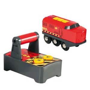 remote control trains railroad brio wooden train set 33517 buy brio 33213 remote control engine for wooden train set
