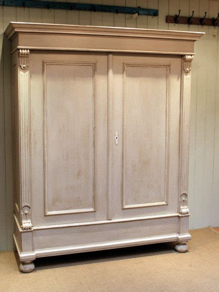 painted wardrobe continental c 1890 antiques atlas