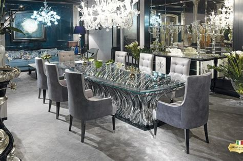 italian dining room furniture full luxury dining room