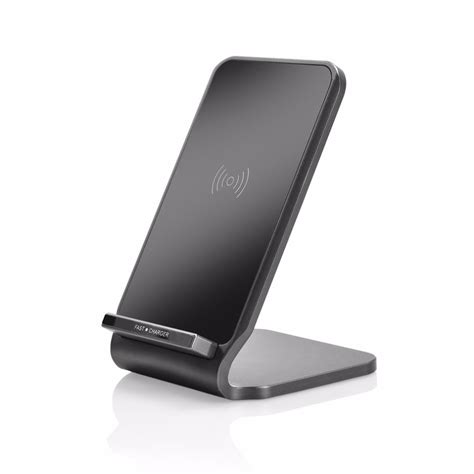 universal qi wireless quick charger holder portable