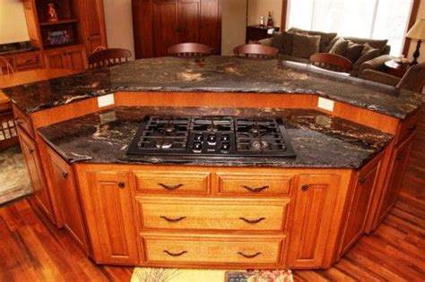 Awesome Kitchen Islands Awesome Kitchen Island Ideas Kitchen Ideas Stove Awesome And The Shape