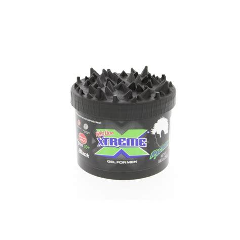 xtreme reaction black styling hair gel wetline ultimate xtreme reaction black styling gel 250g reaccion negro