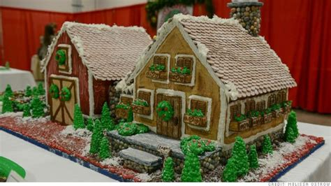 Gingerbread Houses For Sale by This Gingerbread House Can Be Yours For 78 000 Nov 19