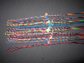 bow string colors strings