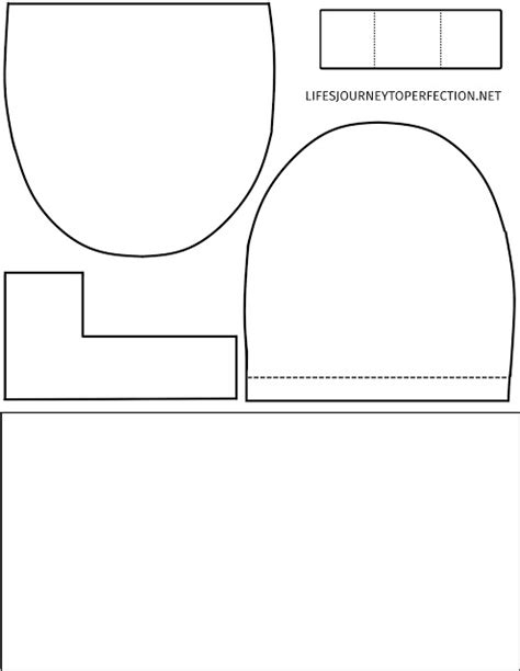 Mailbox Template s journey to perfection how to make a paper mailbox