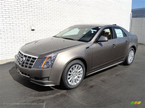 2012 cadillac cts 4 2012 cadillac cts 4 3 0 awd sedan in mocha steel metallic
