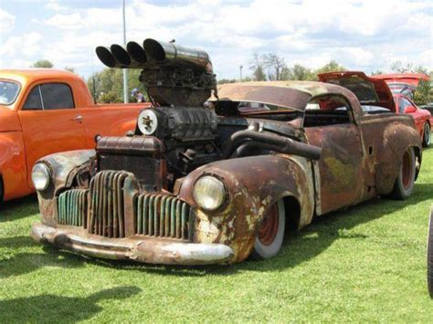 what time does the monster truck show start huge intake on rat rod bigbolt101