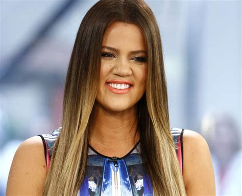 how to get khloe kardashian hair color 2014 khloe kardashian ombre hair color in 2016 amazing photo