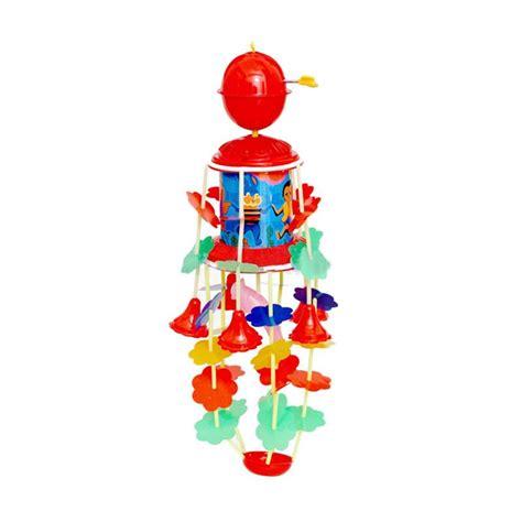 Mainan Musik Gantung Untuk Bayi jual best seller gantung dan putar dengan musik mainan