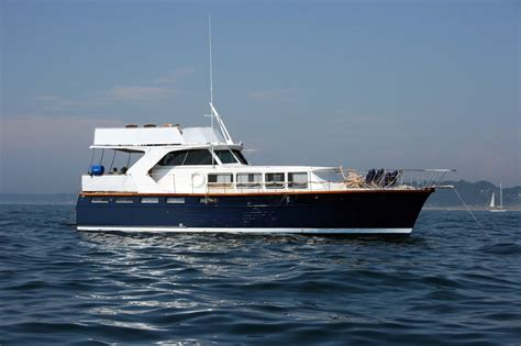 motor yacht for sale in usa pacemaker 53 flushdeck motoryacht 1966 for sale for
