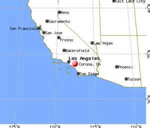 corona california map corona california ca profile population maps real