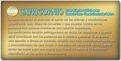 buscar horoscopo de salomon para el dia hoy resultados hor 243 scopo capricornio signo del zodiaco capricornio