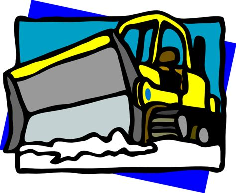 Snow Plow Clipart snow plow clip at clker vector clip