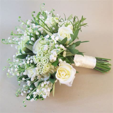 Wedding Bouquet Artificial Flowers by Artificial Flower Bouquets Flower Inspiration