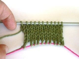 invisible cast on knitty easiest invisible cast on method i found
