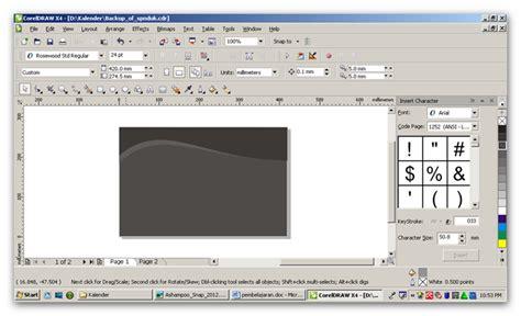 membuat poster di corel draw x4 tekhnik komputer jaringan cara membuat banner di corel draw