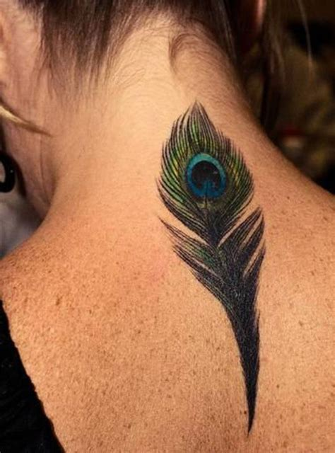 tattoo feather wings 59 wonderful wings neck tattoos