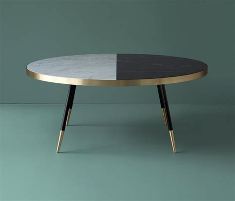 marble veneer table top band marble coffee table coffee tables from bethan gray