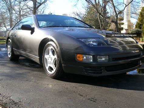 modified nissan 300zx 1991 nissan 300zx twin turbo all never modified