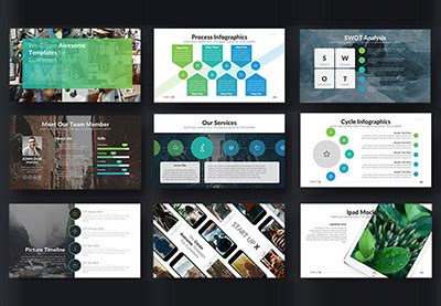 15 Animated Powerpoint Templates With Amazing Interactive Slides Codeholder Net Amazing Presentation Templates