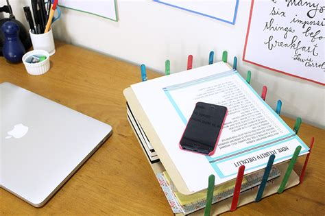 diy desk organizers diy desk organizer idea the craftables