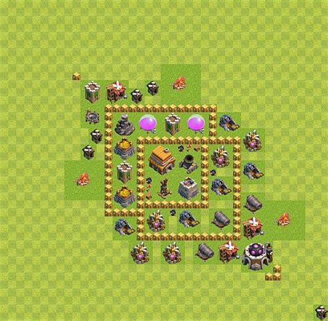 layout vila nivel 2 layout de defesa clash of clans n 237 vel da centro de vila