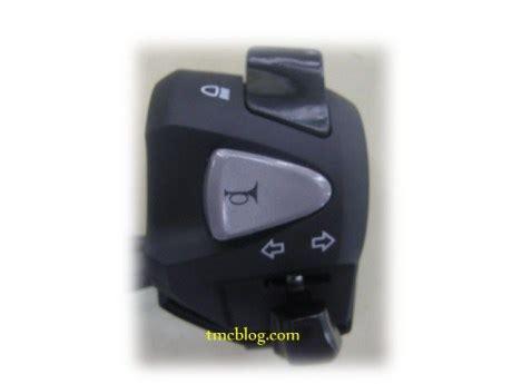 Saklar Switch Kanan On Dan Starter Saklar Dim Universal Motosport pertamax7 komplitnya bocoran part honda k45 yang disinyalir honda cbr150 lokal meluncur