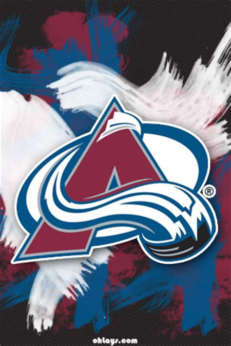 wallpaper iphone 6 nhl colorado avalanche iphone wallpaper 397 ohlays