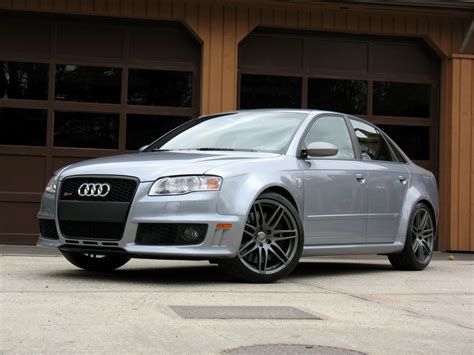 Audi Rs4 2008 by Review 2008 Audi Rs4 Photo Gallery Autoblog