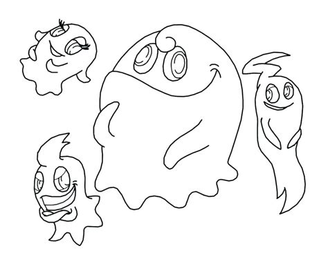 pacman frog coloring page pacman coloring page ms pac man coloring page thenewcon com
