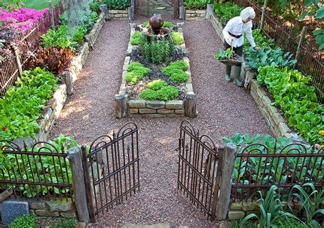 amazing vegetable gardens 18 perfect raised garden beds layout design onechitecture