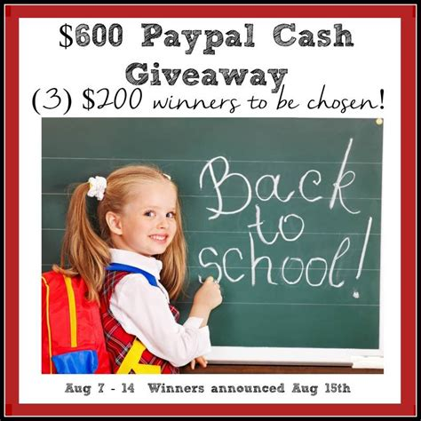 Back To School Clothes Giveaway - 600 back to school giveaway inspiration for moms