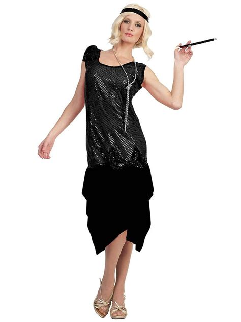 Womens Rag Time Flapper Black Costume Wholesale 20s | 25 best images about the roaring twenties on pinterest