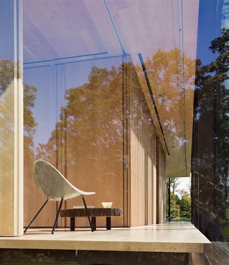 glass box architecture glass box house