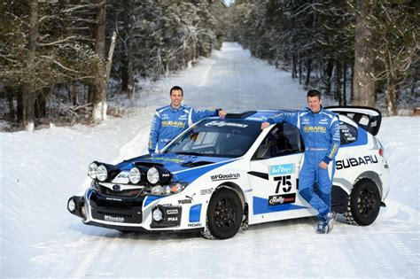 subaru rally subaru rally team usa s 2013 wrx sti rally car is ready to