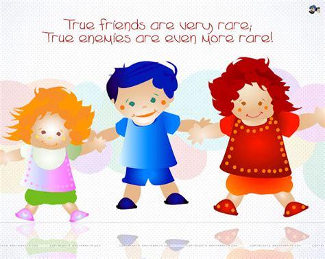 imagenes de amistad en ingles cute animal friendship wallpapers with quotes quotesgram