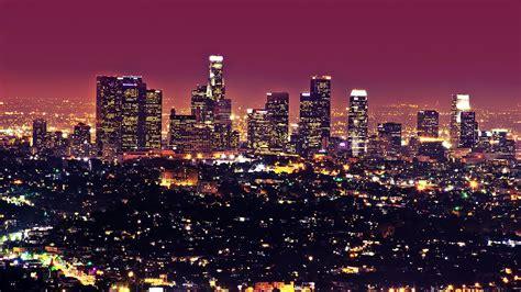 La Wallpaper Los Angeles City Wallpaper Hd Wallpaper Area Hd