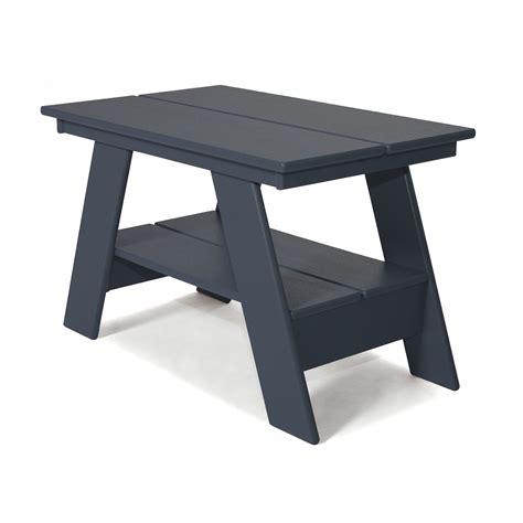 modern outdoor side table modern outdoor side table adirondack style loll designs