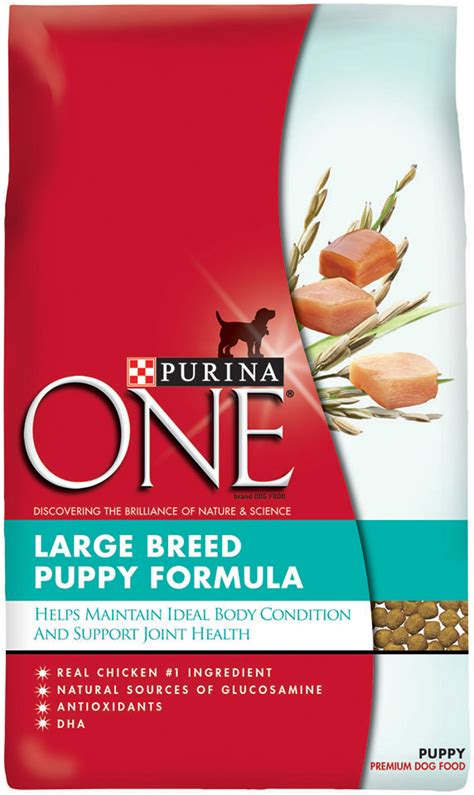 purina one large breed puppy large breed puppy food purina one smartblend breeds picture