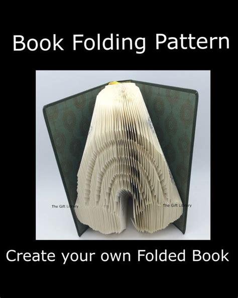 pattern paper book 61 best paper crafts images on pinterest folded book art