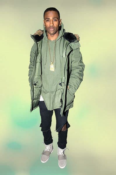 what is big sean hairstyle 131 best kanye west big sean style images on pinterest