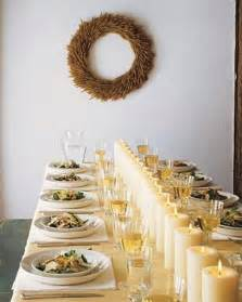 Simple Setting Not Your Mother S Thanksgiving Table Decorating Your