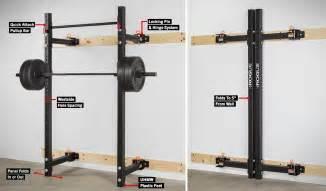 Single Bench Dip Rogue Rml 3w Fold Back Wall Mount Rack Rogue Fitness