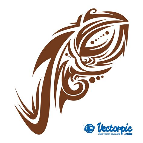 tribal decoration tattoo vector free download tribal tattoo design free vector ii vectorpic